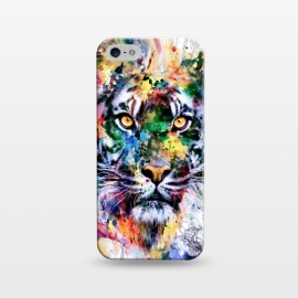 iPhone 5/5E/5s  Tiger VII by Riza Peker