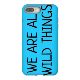 we are all wild things by MALLIKA