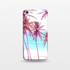iPhone 5C  Palm Beach Illustration by Alemi