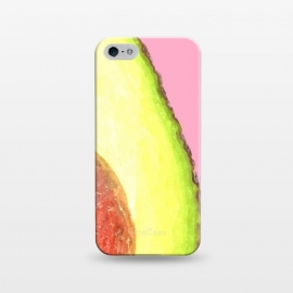 iPhone 5/5E/5s  Avocado Tropical Fruit by Alemi