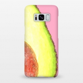 Galaxy S8+  Avocado Tropical Fruit by Alemi