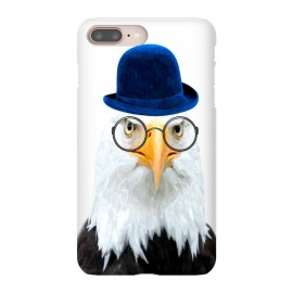 Funny Eagle Portrait by Alemi