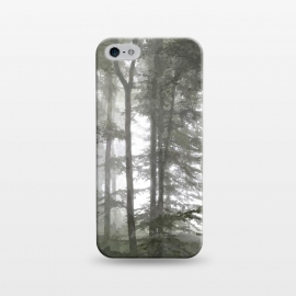 iPhone 5/5E/5s  Forest Ilustration by Alemi