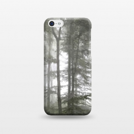 iPhone 5C  Forest Ilustration by Alemi