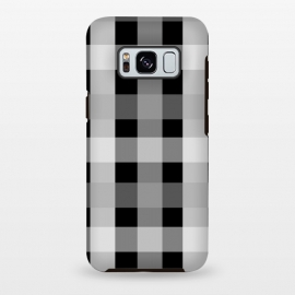 black and white checks by MALLIKA