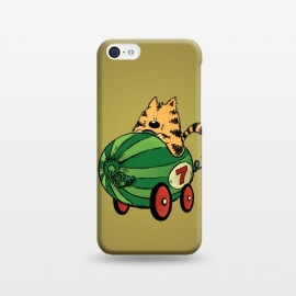 iPhone 5C  Albert and his Watermelon Ride by Mangulica