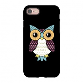 iPhone 8/7  Fancy owl by Laura Nagel