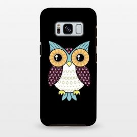 Galaxy S8 plus  Fancy owl by