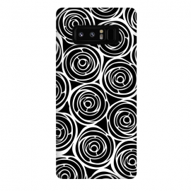 Galaxy Note 8  White roses by  (flowers, nature,garden,spring,deco,botanical,pattern,roses)