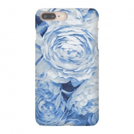 iPhone 8/7 plus  Blue roses by Julia Grifol
