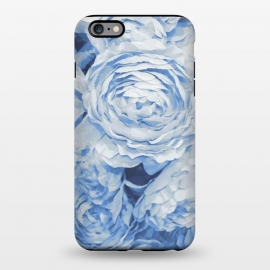 iPhone 6/6s plus  Blue roses by Julia Grifol (blue,roses,garden,spring,botanical,sweet,romantic)