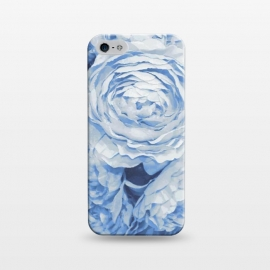 iPhone 5/5E/5s  Blue roses by Julia Grifol (blue,roses,garden,spring,botanical,sweet,romantic)