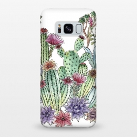 Galaxy S8+  Cactus garden by Julia Grifol