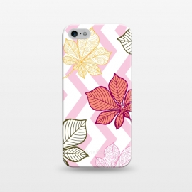 iPhone 5/5E/5s  Autumn Leaves Pattern II by