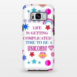 life is getting complicated time to be a unicorn by MALLIKA