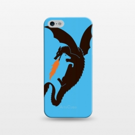 iPhone 5/5E/5s  Dragon and Horse by Coffee Man