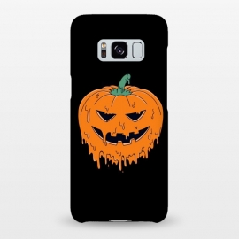 Galaxy S8+  Melted Pumpkin by Coffee Man
