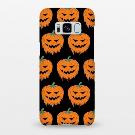 Galaxy S8+  Melted Pumpkin Pattern by Coffee Man