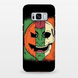 Galaxy S8 plus  Monsters Faces by