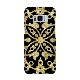 Black and Gold Fashion Case by Alemi