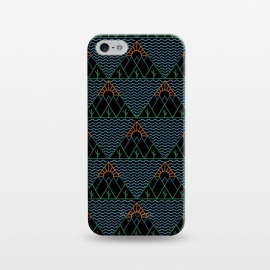 iPhone 5/5E/5s  Minimalist Landscape pattern by Coffee Man