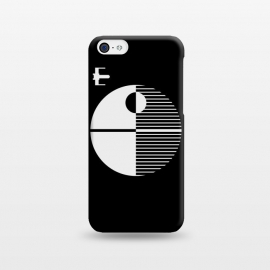 iPhone 5C  Minimalist Star by Coffee Man
