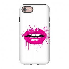 iPhone 8/7  Pink Lips by Alemi