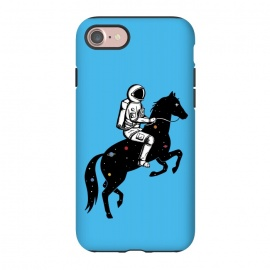 iPhone 8/7  Astronaut and Horse by Coffee Man