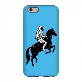 iPhone 6/6s  Astronaut and Horse by Coffee Man
