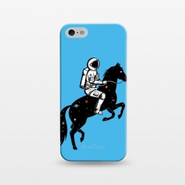 iPhone 5/5E/5s  Astronaut and Horse by Coffee Man