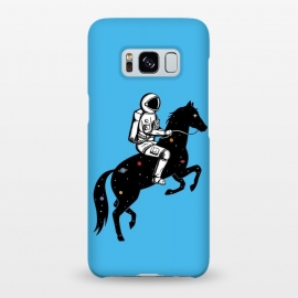 Galaxy S8+  Astronaut and Horse by Coffee Man