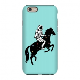 iPhone 6/6s  Astronaut and Horse 2 by Coffee Man