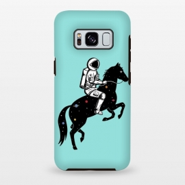 Galaxy S8+  Astronaut and Horse 2 by Coffee Man