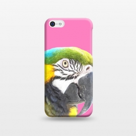 iPhone 5C  Macaw Portrait by Alemi