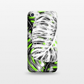 iPhone 5C  Monstera Leaf by Alemi