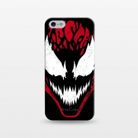 iPhone 5/5E/5s  CARNAGE by  (carnage,carnage phone case,carnage art,carnage spider,carnage movie,carnage fan art,carnage is coming)