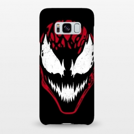 Galaxy S8+  CARNAGE by Mitxel Gonzalez (carnage,carnage phone case,carnage art,carnage spider,carnage movie,carnage fan art,carnage is coming)