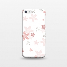 iPhone 5C  Star Flowers by Bledi