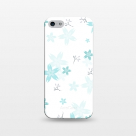 iPhone 5/5E/5s  Star Flowers II by