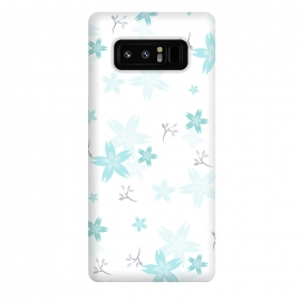Galaxy Note 8  Star Flowers II by Bledi