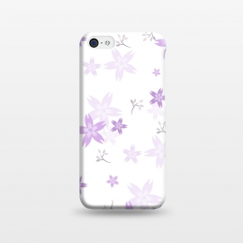 iPhone 5C  Star Flowers IV by Bledi