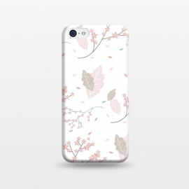 iPhone 5C  Star Flowers XI by Bledi