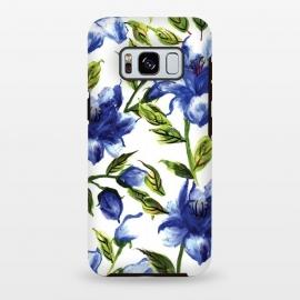 Galaxy S8 plus  Floral Print V by