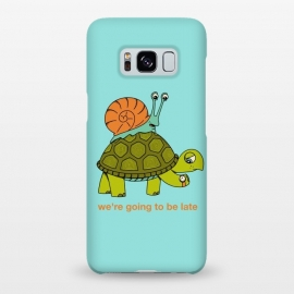 Galaxy S8+  Turtle and Snail-2 by Coffee Man