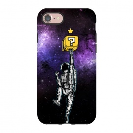 iPhone 8/7  Astronaut and Star by Coffee Man