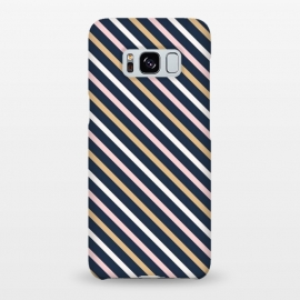 Galaxy S8+  Striped Background I by Bledi