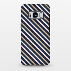 Galaxy S8 plus  Striped Background I by