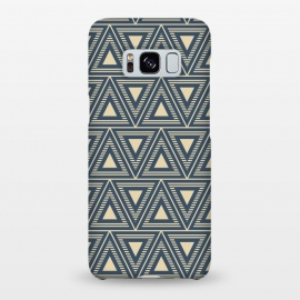 Galaxy S8+  Triangles Background VII by Bledi