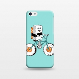 iPhone 5C  Sushi Bicycle by Coffee Man