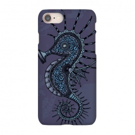iPhone 8/7  Fukushima Mon Amour Ultra Violet by Mangulica